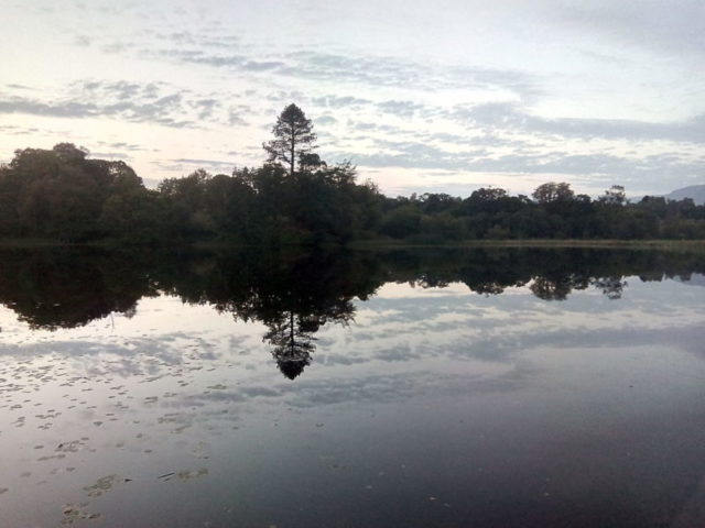 Mugdock Loch. Author:Aleuze –CC BY-SA 3.0