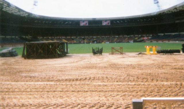 Photo of the Old Wembley Stadium. Author:Geni –CC BY-SA 3.0
