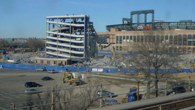 Demolished But Not Forgotten The Great Shea Stadium