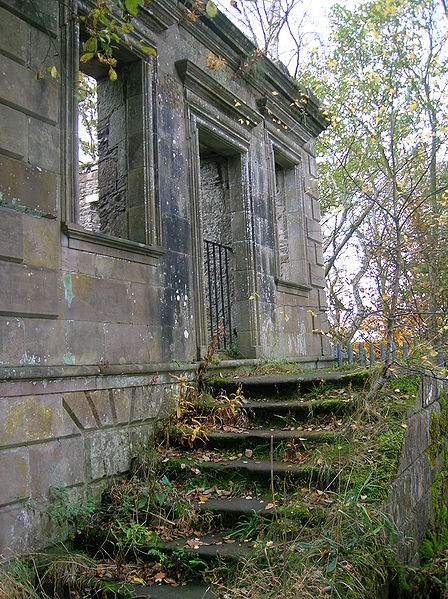 Part of the surviving steps. Author:Rosser1954