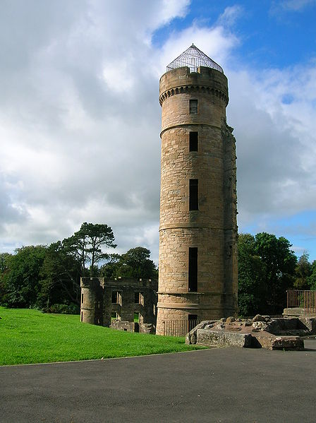 Photo of the tower.