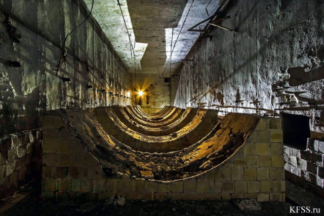 60 incredible images: Opened hatched abandoned missile silos