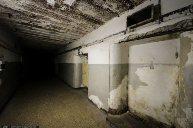 Soviets changed the layout of the bunker. Some entrances were blocked off ©technolirik