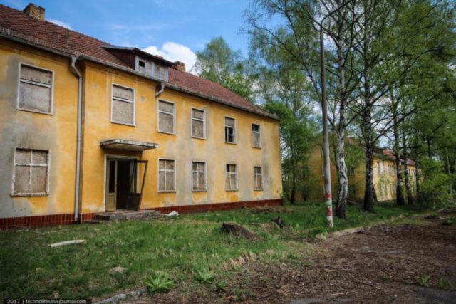 Barrack building ©technolirik