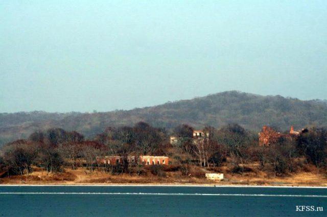 View from Zhdanko Bay ©KFSS