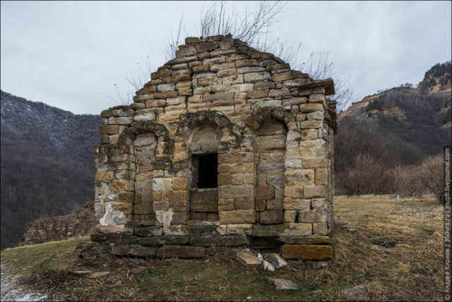 Mausoleum ©Andrey Kirnov