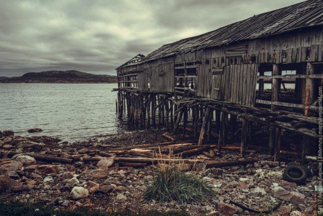 Old port. ©Andrey Kirnov