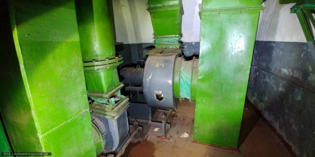 Part of the ventilation system ©technolirik