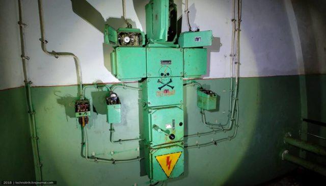 A well-preserved switchboard ©technolirik
