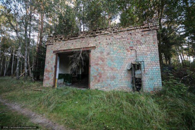 View of the back of the bunker ©technolirik