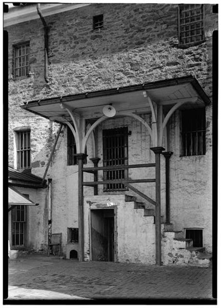 Part of the exterior. Author:Library of Congress