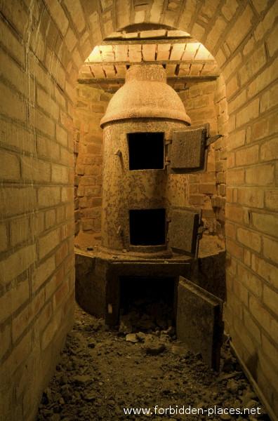Heating unit ©Sylvain Margaine forbidden-places.net