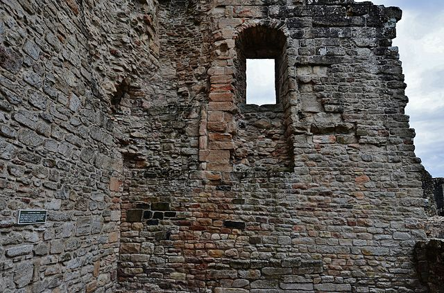 The interior of the Elphinstone Tower/ Author: HARTLEPOOLMARINA2014 CC BY-SA 4.0