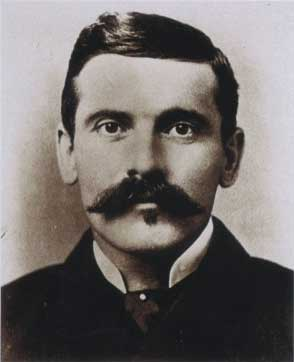 Doc Holliday. Author:Unknown