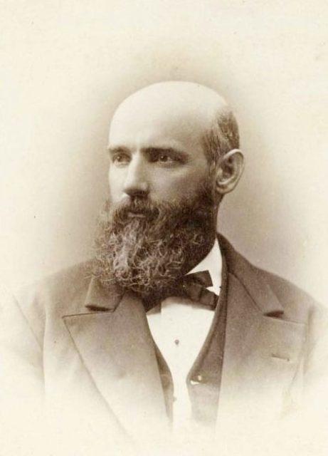 Ed Schieffelin. Author:Unknown
