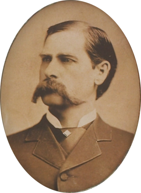Wyatt Earp. Author: Heritage Auction Gallery