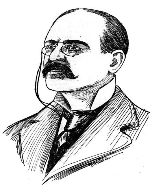 James Whitaker Wright.