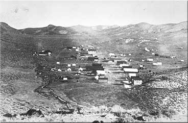 The town in 1906. US National Park Service