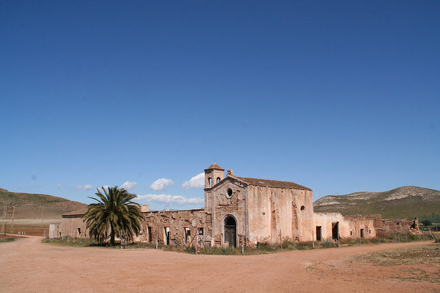 Cortijo del Fraile. Author: Antonio Cañas Vargas CC BY 2.0