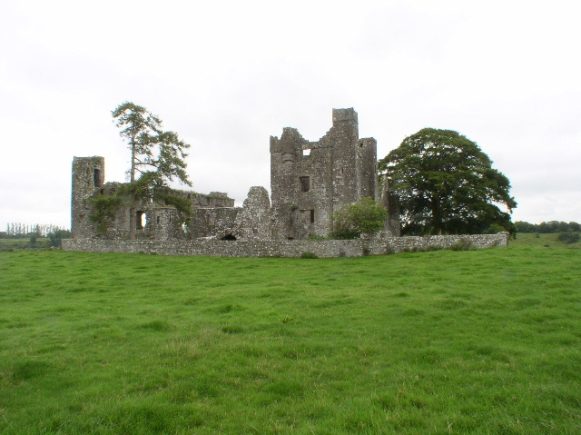 The ruins are located approximately 30 miles from Dublin. Author: JP CC BY-SA 2.0