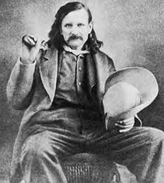 Jack Swilling (1830-1878), an early pioneer in Arizona territory and one of the founders of Phoenix.