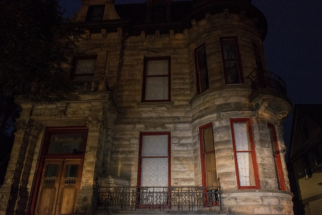 How creepy is Franklin Castle – Author: Tim Evanson – CC BY 2.0