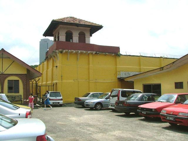 Johor Bahru Prison