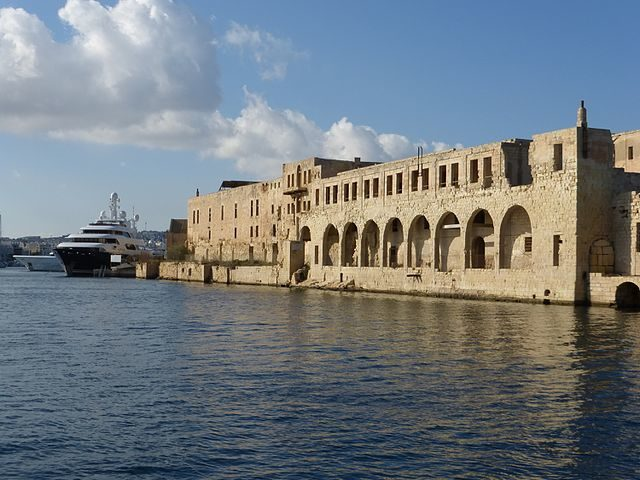 Marsamxetto Harbour & Manoel Island Malta