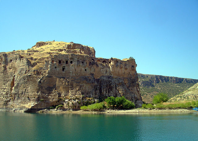 The Rumkale Fortress – Author: Nightstallion03 CC BY 3.0