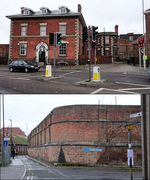 HM Prison Gloucester And The Ghost Of Jenny