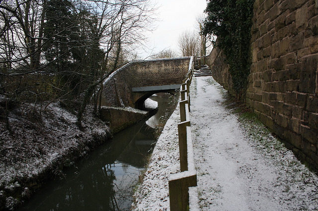 Chesterfield Canal – Author: Anthony Stewart Vardy CC BY 2.0
