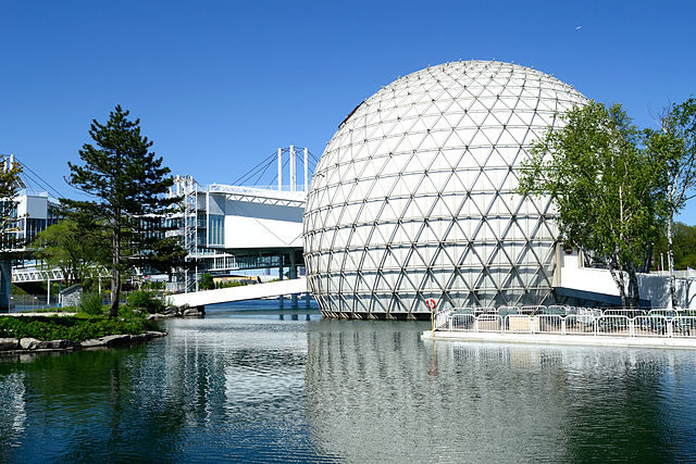 Ontario Place Cinesphere Theatre – Author: Raysonho @ Open Grid Scheduler / Grid Engine – CC0