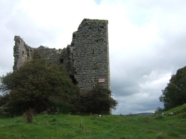 The tower is not safe to enter – Author: Bryan Pready – CC BY-SA 2.0