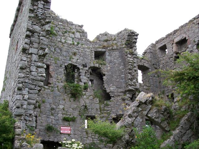 It was critically damaged by a fire in 1602 – Author: Joe Regan – CC BY-SA 2.0
