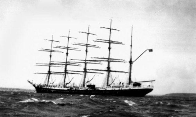 København Ship. Author: John Oxley Library