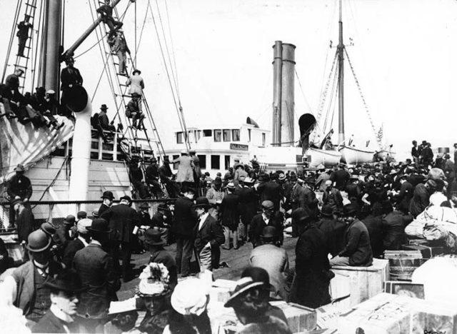 SS Valencia ca 1900.
