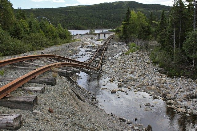 The original Trinity Loop track remains - Author: Zippo S - CC BY 2.0