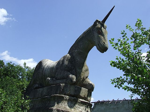 One of the unicorns in 2007