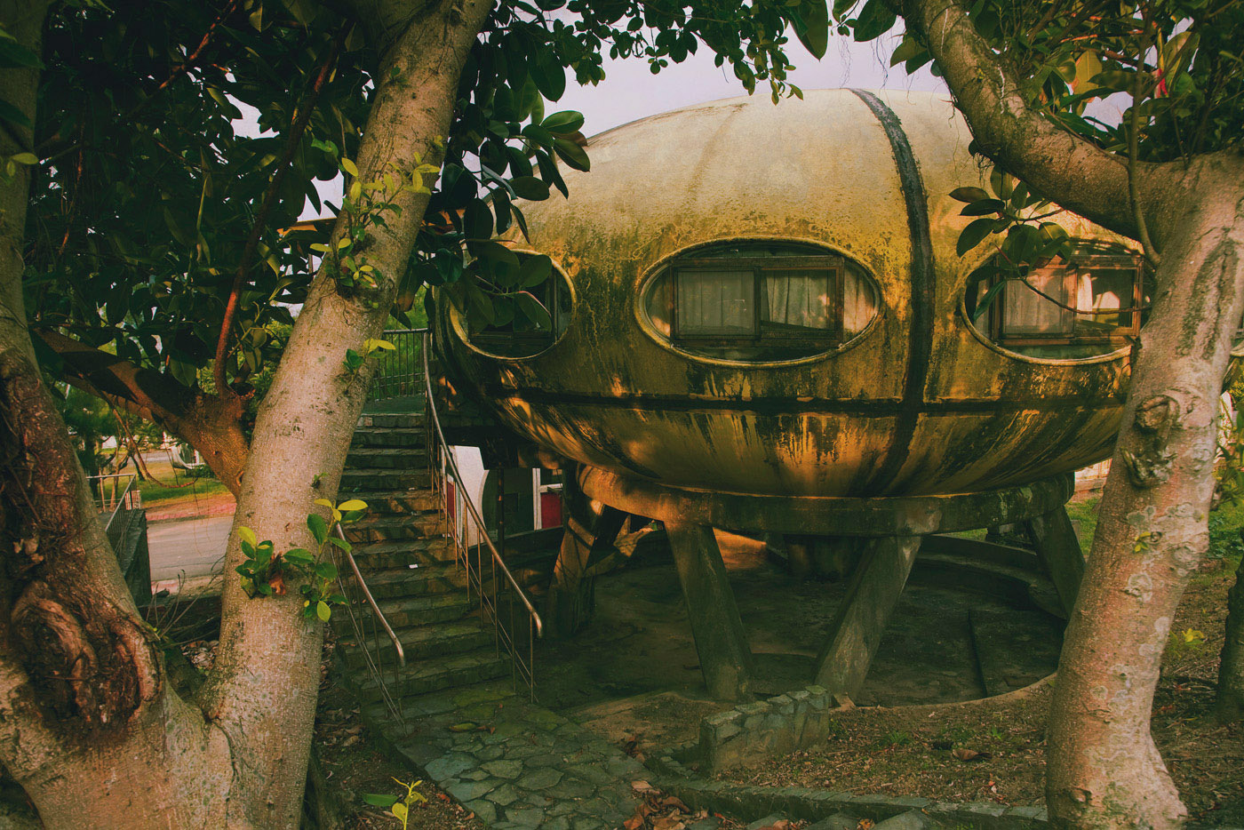 Futuro house. Author: Philipp Chistyakov Photography