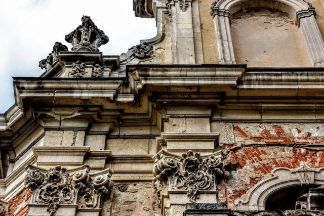 Beautiful Ruins – Author: Anna Muntyan | Behance @AnnaMuntyan