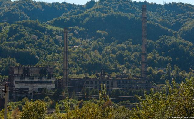 State district power station. Author: Alexey Semochkin | Instagram @strbeak