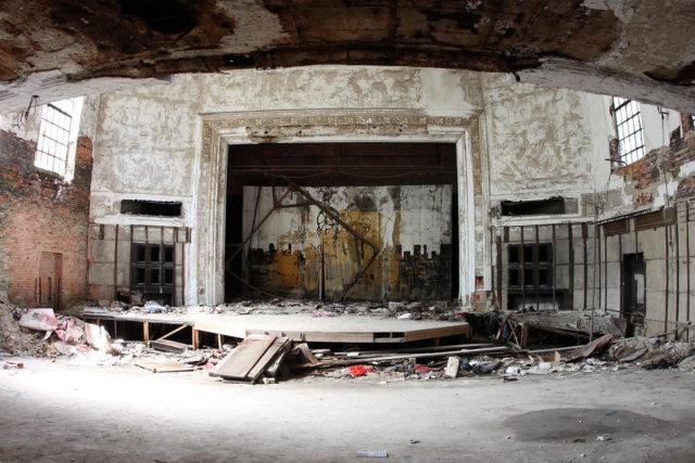 Auditorium. Author: Kevin Key Photography | Facebook @slworking