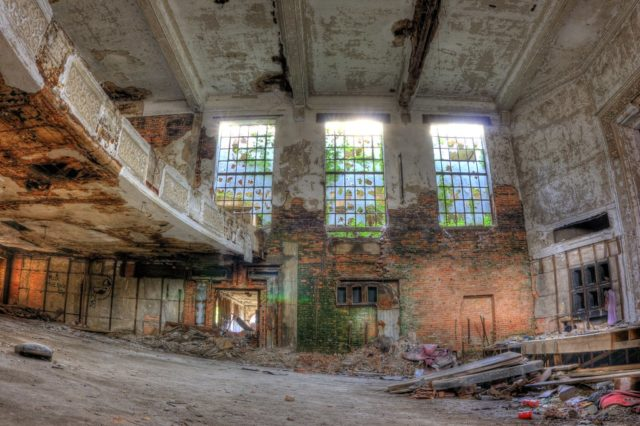 Seaman hall. Author: Kevin Key Photography | Facebook @slworking