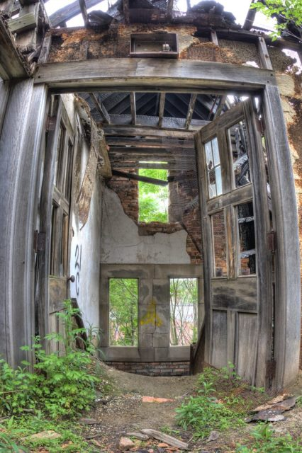 Doorway. Author: Kevin Key Photography | Facebook @slworking