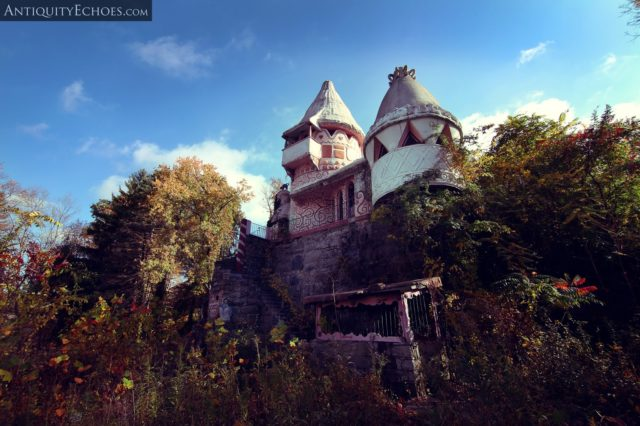 The Abandoned Gingerbread Castle