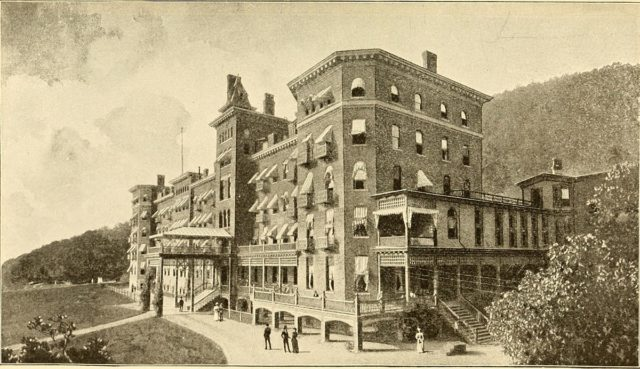 Jackson Sanatorium 1897