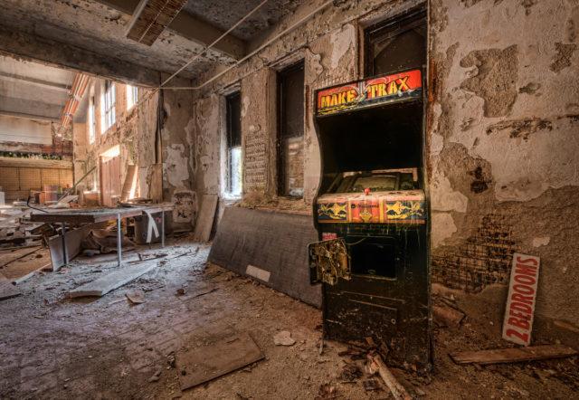 Author: Walter Arnold Photography – Art of Abandonment   www.TheDigitalMirage.com