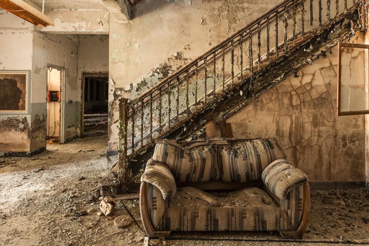 Credit: Walter Arnold Photography - Art of Abandonment | www.TheDigitalMirage.com