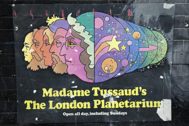 1970s Madame Tussaud's. Author: Paul Dykes | Flickr @paulodykes