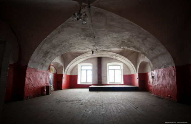 Auditorium. Author: Alexey Grachev | LiveJournal @alexdoomer2009